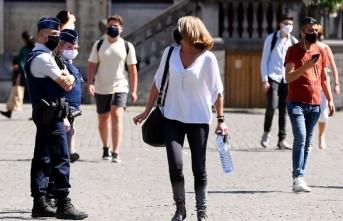 O ülkenin başkentinde maske takmak zorunlu oldu