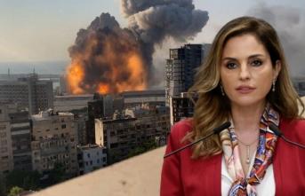 Patlama sonrası Lübnan'da ilk istifa! Özür de diledi