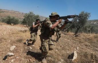 SMO'ya 400 yeni asker katıldı