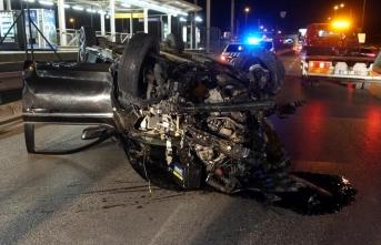 Zincirleme trafik kazası: Çok sayıda yaralı var