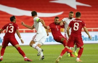 A Milli Takım, Macaristan'a 1-0 yenildi