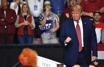 ABD Başkanı Trump: Bu postayla oy pusulası deliliğini durdurun