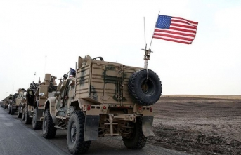 ABD ordusunun Suriye'deki üslerine takviyesi sürüyor
