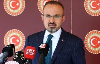 AK Parti'li Turan: CHP İl Başkanı 'Ben Atatürk demem' deyince birkaç milletvekili hariç kimse ağzını açmadı