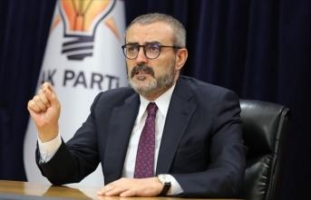 'AK Parti'yi bugünlere getiren fedakar teşkilatıdır'