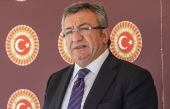 CHP Grup Başkanvekili Altay TBMM Başkanı Şentop ile Berberoğlu'nun durumunu görüştü