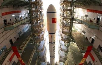 Çin uzaya yer gözlem uydusu gönderdi