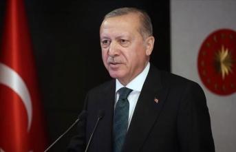 Cumhurbaşkanı Erdoğan, iki ülkenin cumhurbaşkanıyla telefonda görüştü