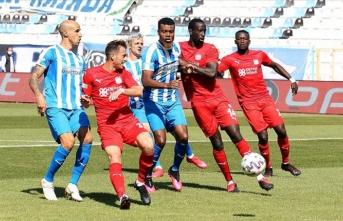 Demir Grup Sivasspor, deplasmanda kazandı