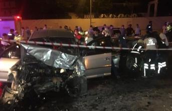 Denizli'de trafik kazası: Çok sayıda yaralı