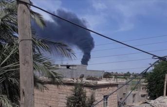 Deyrizor'da Esed saflarında savaşan 27 İranlı terörist öldürüldü