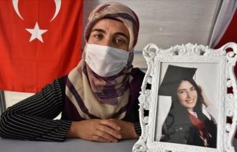 Diyarbakır annelerinden Türkan Mutlu: İnşallah çocuğumu alıp gideceğim