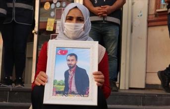 Diyarbakır annelerinden Nilifırka: Allah'ın izniyle çocuklarımızı HDP ve PKK'dan alacağız