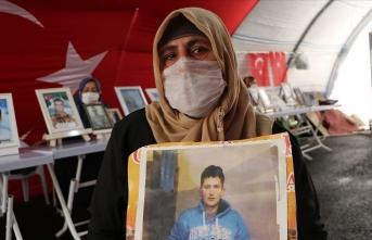 Diyarbakır annesi Rahime Taşçı: Çocuğumu HDP'den istiyorum, geri getirsinler