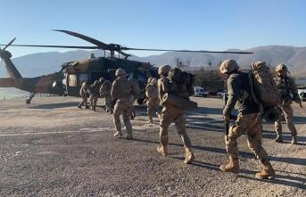 Harekol operasyonunda PKK'ya ağır darbe!