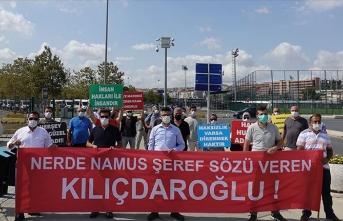 İBB'nin işten çıkartığı işçiler CHP Genel Merkezine gidecek
