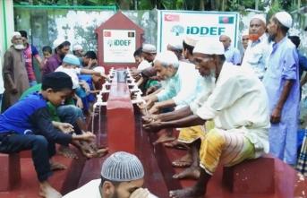 İDDEF, Asya'da 2 bin 205 su kuyusu açtı