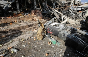 İdlib'de patlama: 11 yaralı