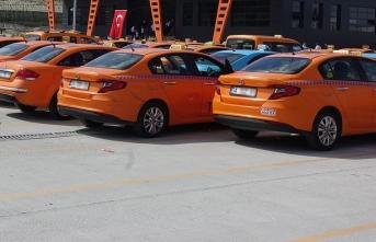İstanbul'a 6 bin yeni taksi için kara verildi!