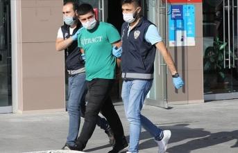 İstanbul'daki gasp ve darp şüphelilerinden biri tutuklandı