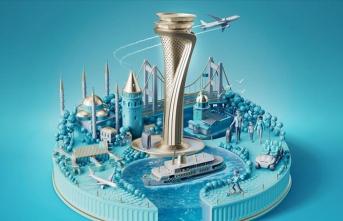 İstanbul Havalimanı'nda yenilikçi görsel tasarım