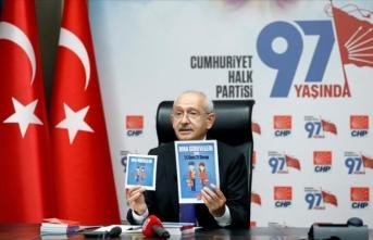 Kemal Kılıçdaroğlu, apartman görevlileriyle görüştü