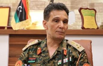 Libya ordusu Trablus'un doğusunda Hafter milislerine ait bir helikopter ele geçirdi