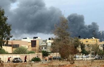Libya'nın başkenti Trablus'ta intihar saldırısı!
