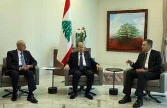 Lübnan'da hükümeti kurma görüşmeleri başladı