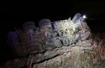 Mardin'de trafik kazası