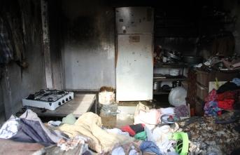 Müstakil evde korkutan yangın! Çok sayıda yaralı var
