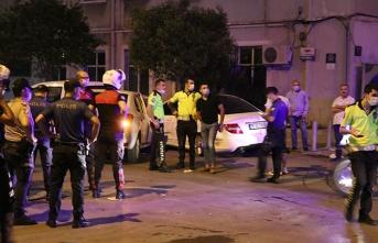 Otomobil motorize yunus ekibine çarptı: 4 yaralı