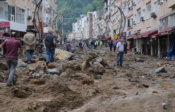 Sel afeti son 21 yılın en yüksek yağışıyla gelmiş