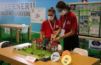 TEKNOFEST'in genç yarışmacıları büyük heyecan yaşıyor