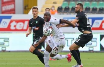 Trabzonspor yine kazanamadı: 0-0