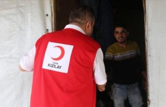 Türk Kızılay, bağışların nerelerde kullanıldığını açıkladı