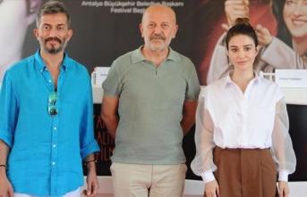 57. Antalya Altın Portakal Film Festivali kapsamında ilk film söyleşisi gerçekleştirildi