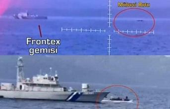 AB bu görüntüler üzerine Frontex'i 'acil' toplantıya çağırdı