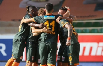 Alanyaspor, Hatayspor'u dağıttı: 6-0