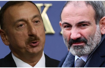 Aliyev'den Paşinyan'a: Cehenneme git!