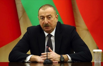Aliyev ateş püskürdü! 'Ateşkes isteyenler...'