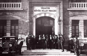 Ankara 97 yıl önce başkent oldu