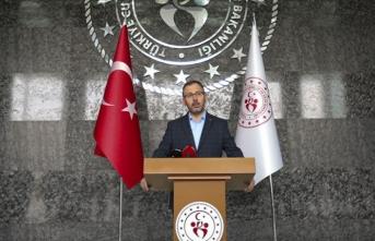Bakan Kasapoğlu: Gençlik kamplarının kapılarını sağlık çalışanları ve ailelerine açtık