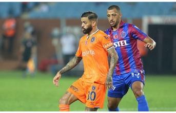 Başakşehir durdu durdu Trabzon'a patladı!