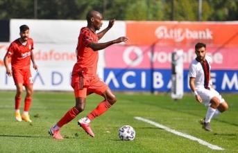 Beşiktaş, Karagümrük'e fark attı