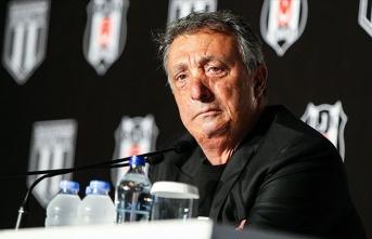 Beşiktaş Başkanı Çebi'den birlik mesajı