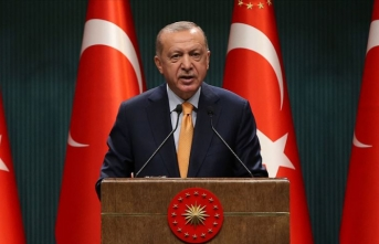 Cumhurbaşkanı'ndan Ankara mesajı