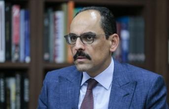 Cumhurbaşkanlığı Sözcüsü Kalın'dan Azerbaycan açıklaması