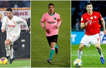 Devler Ligi'nde gol krallığı yarışı bu sezon daha da heyecanlı olacak