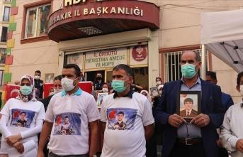 Diyarbakır annelerinden HDP Milletvekili Beştaş'a tepki: Siz bizim vekilimiz olamazsınız